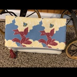 Rachel Pally Reversible Clutch - Never used